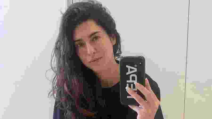 Fernanda Paes Leme, no 15º dia de isolamento social - Reprodução/Instagram