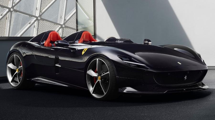 Ferrari Monza SP2 - Divulgação