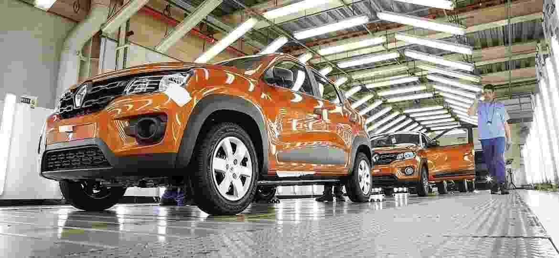 Fábrica da Renault-Nissan em São José dos Pinhais (PR) - Divulgação