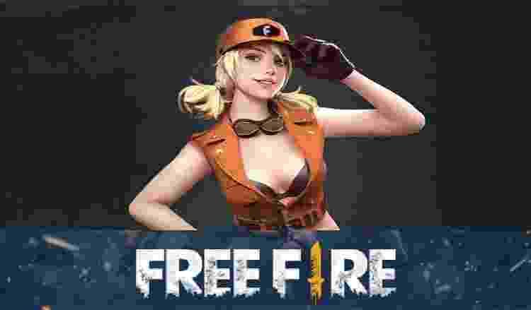 Free Fire - Reprodução - Reprodução