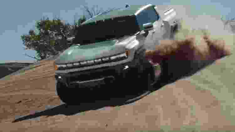 Hummer EV 1 - Divulgação - Divulgação