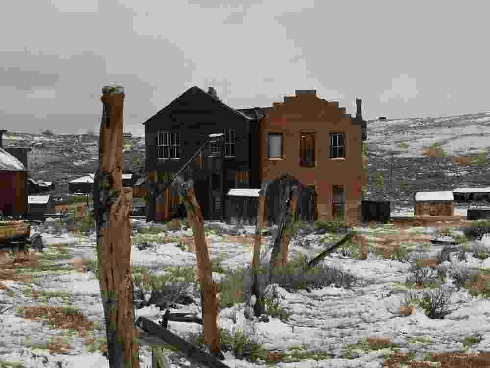 Bodie, cidade fantasma nos EUA - Dennis Ariza/Reprodução/Insider