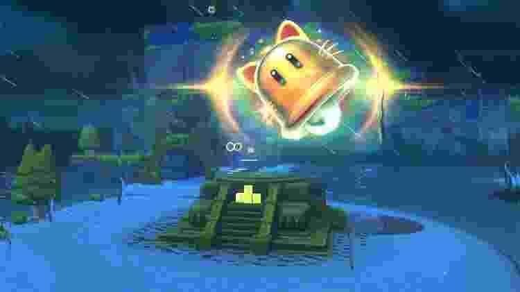 Super Mario 3D World: Bowser's Fury Estrela - Daniel Esdras/GameHall - Daniel Esdras/GameHall