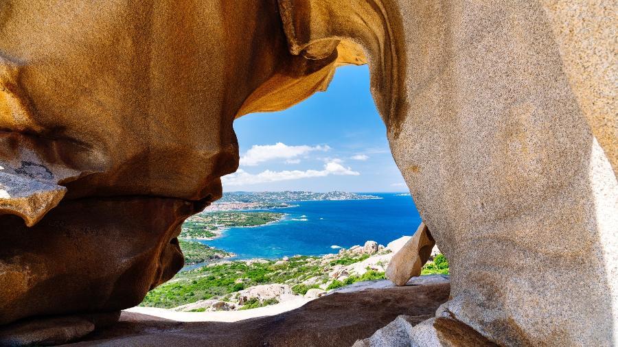 Palau é um arquipélago com mais de 500 ilhas, parte da região da Micronésia no oeste do Oceano Pacífico - Getty Images/iStockphoto