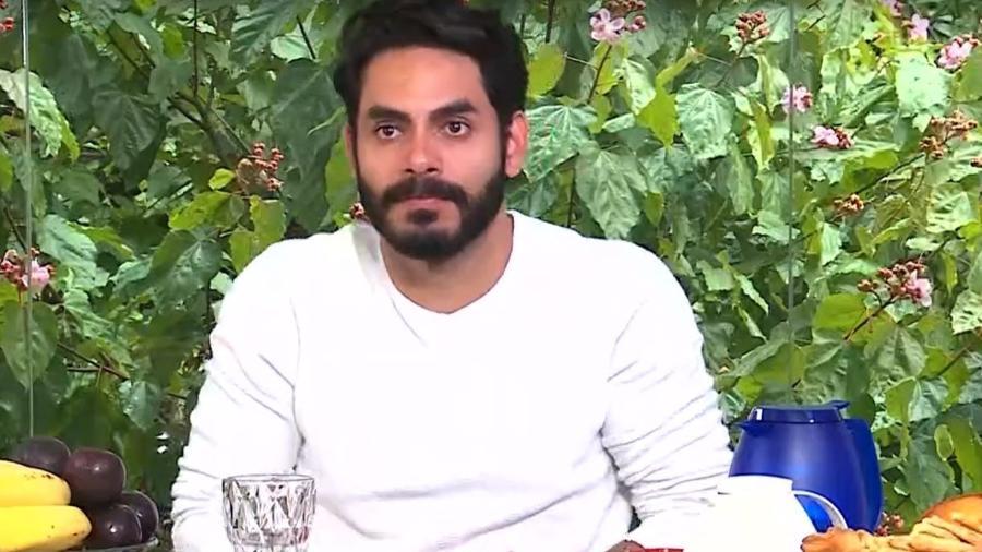BBB 21: Rodolffo fala sobre eliminação com Ana Maria Braga - Reprodução/TV Globo