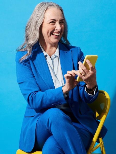 O azul tem a ver com alguém calmo, mas com tendência à lentidão - Getty Images