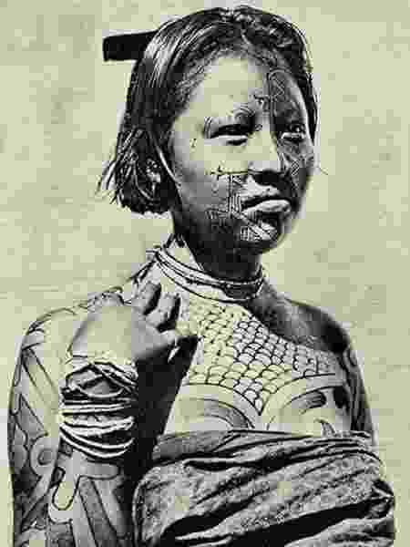 Indígena - Coleção Boggiani. - Coleção Boggiani.