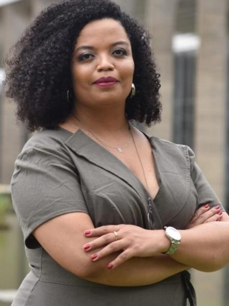 A comentarista política da CNN Basília Rodrigues é vítima de ataques machistas e racistas - Divulgação