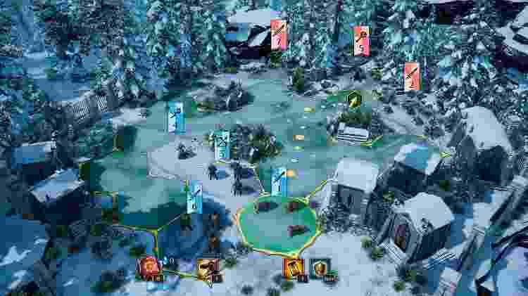 King's Bounty II game rpg - Divulgação/Koch Media - Divulgação/Koch Media