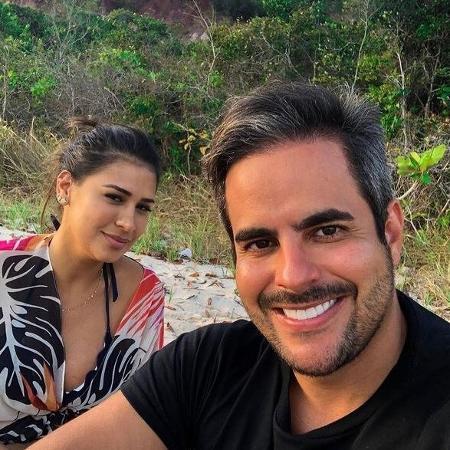 Simone Mendes e Kaká Diniz - Reprodução/Instagram
