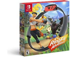 Ring Fit Adventure - Nintendo - Divulgação - Divulgação