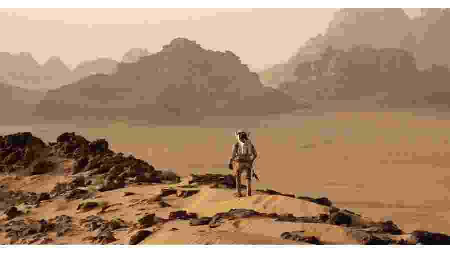"""Cenas de """"Perdido em Marte"""" estão longe de ocorrer, diz brasileiro - Divulgação"""