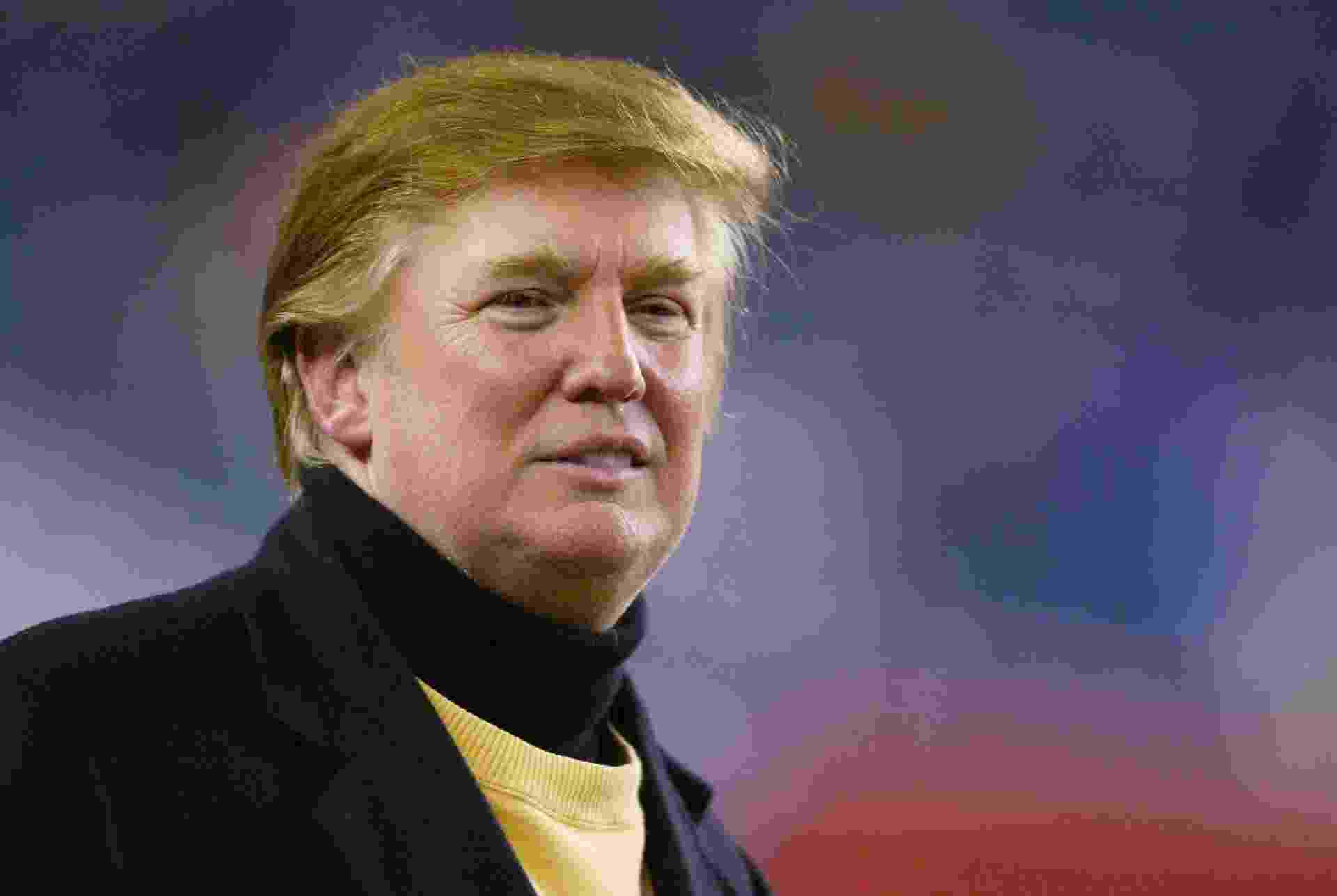 Cabelo Donald Trump - Beleza - Getty Images