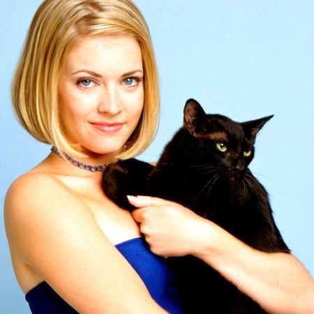 """Melissa Joan Hart em """"Sabrina, a Aprendiz de Feiticeira"""" (1996-2003) - Divulgação"""