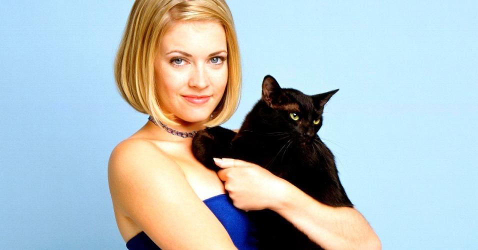 Melissa Joan Hart em ?Sabrina, a Aprendiz de Feiticeira? (1996-2003)