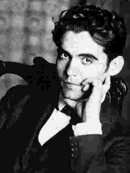 Federico García Lorca, poeta e dramaturgo espanhol, morto em 1936 - Divulgação - Divulgação