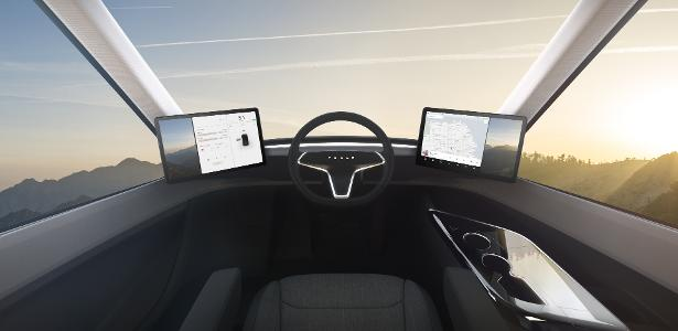 Estação de carregamento de carros elétricos da Tesla pode ser o futuro que estamos esperando