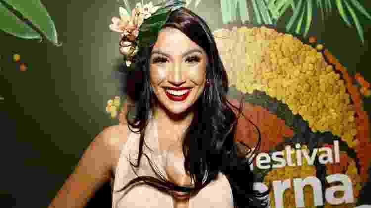 Bianca Andrade, a Boca Rosa, embaixadora do CarnaUOL - Mariana Pekin/UOL - Mariana Pekin/UOL
