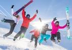 Tirolesa gigante, dormir em iglu e mais: 11 motivos para esquiar na França - Divulgação/Cattin Val Thorens