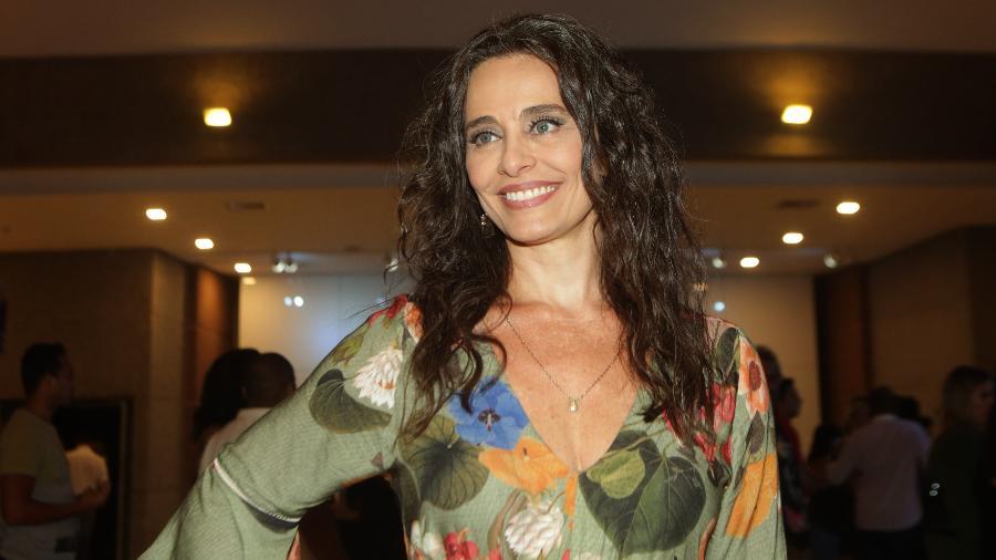 Apresentadora Carla Vilhena se prepara para o próximo desafio da carreira: o entretenimento - Greg Salibian/Folhapress
