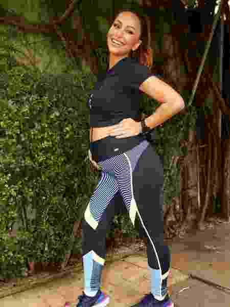 Sabrina está grávida de cinco meses - Manuela Scarpa/Brazil News
