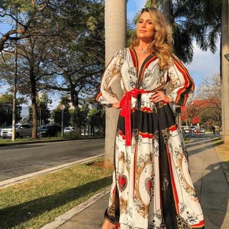 Flavia Alessandra vestido de R$ 11 mil - Reprodução/Instagram