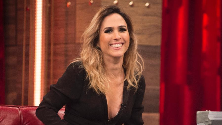 """Nova temporada do """"Lady Night"""", da Tatá Werneck, estreia no dia 12 - Maurício Fidalgo/TV Globo"""