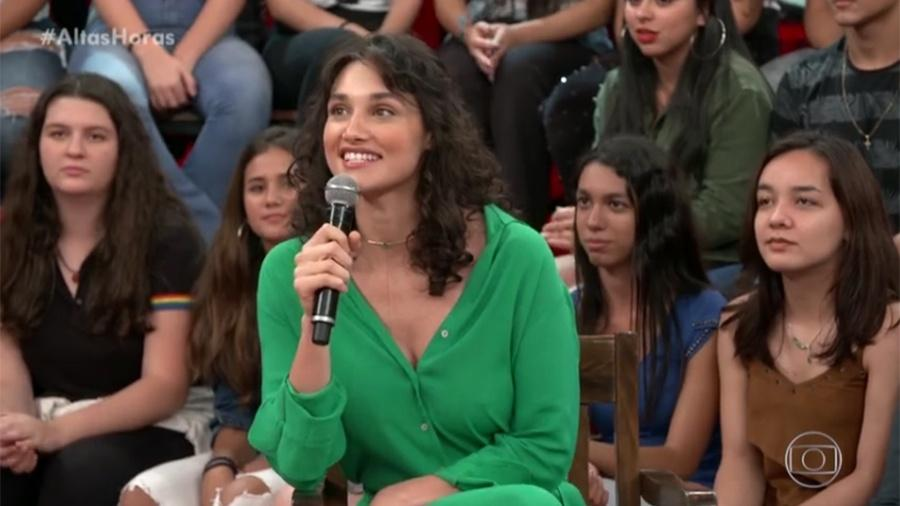 Débora Nascimento - Reprodução/Globo