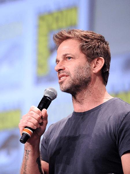 O diretor Zack Snyder - GettyImages