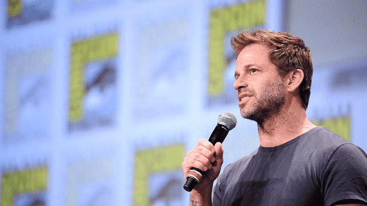 O diretor Zack Snyder - GettyImages - GettyImages