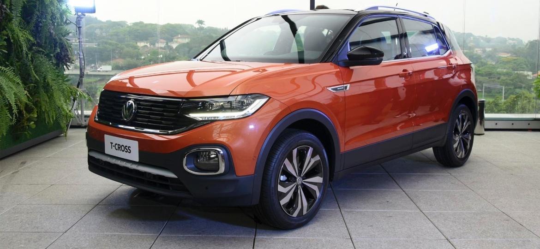 Versão Highline do SUV compacto da Volkswagen foi responsável por mais de 40% das vendas em novembro - Murilo Góes/UOL