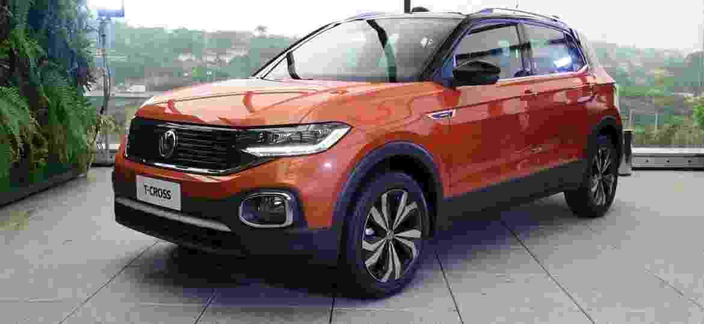 SUV compacto da Volkswagen começou a ser vendido oficialmente em abril no país - Murilo Góes/Colaboração para UOL