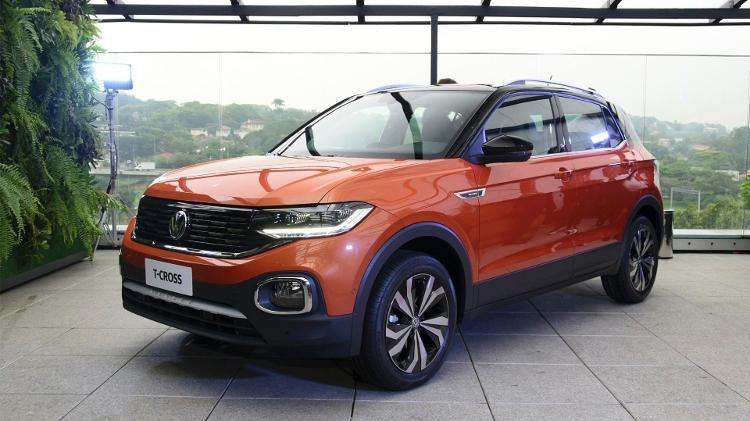 Mais vendido do país | VW T-Cross: qual versão levou SUV à liderança e qual 'micou'