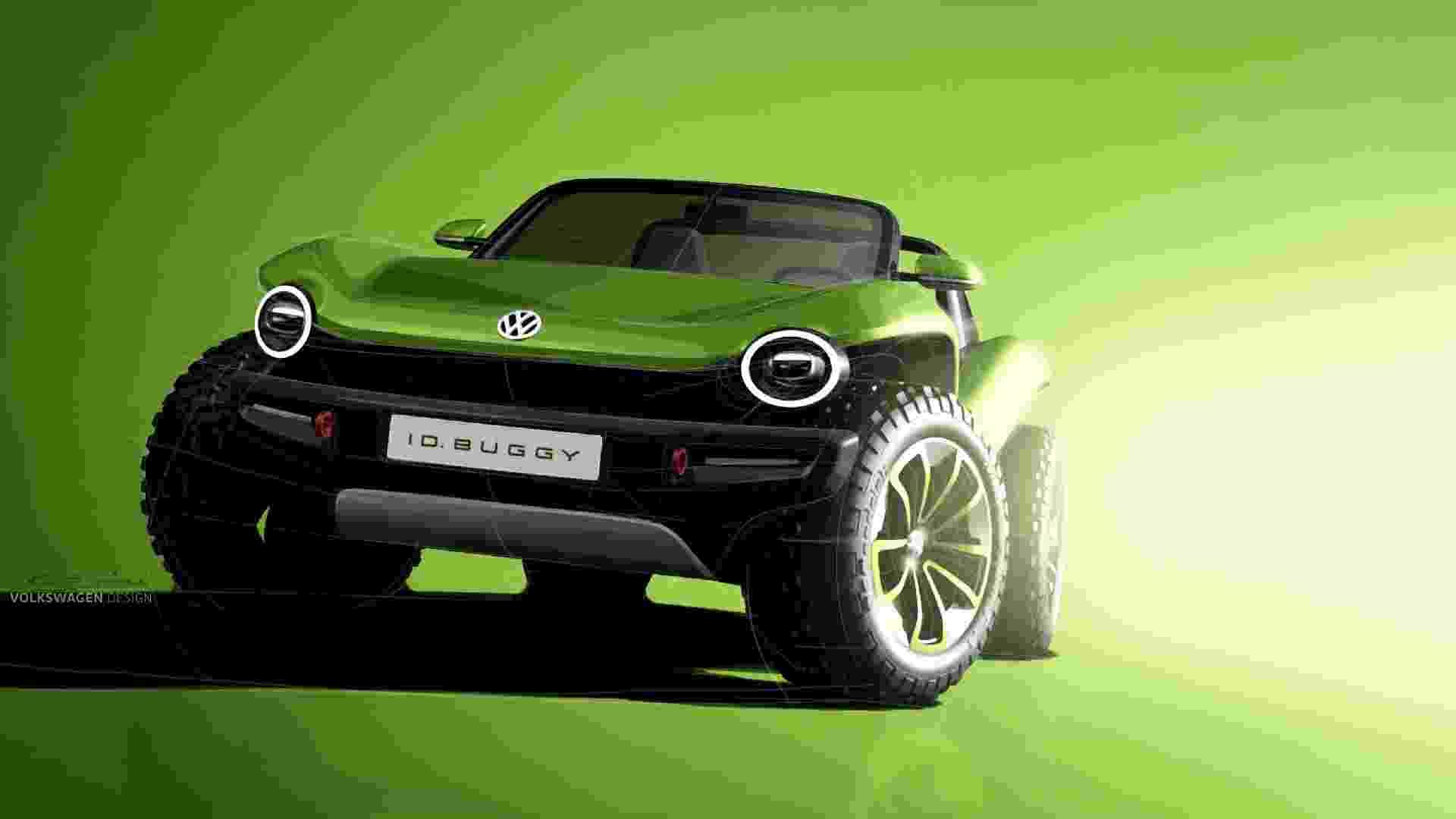 Volkswagen ID Buggy 1 - Divulgação