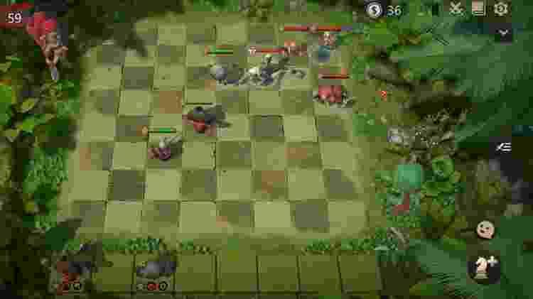 Auto Chess Screenshot - Reprodução - Reprodução