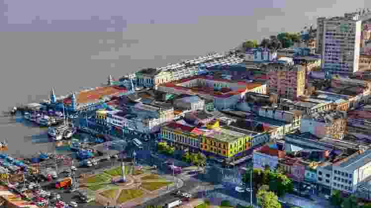 Cidade de Belém, no Pará - iStock - iStock
