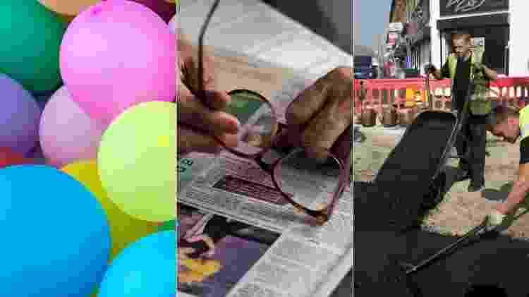 Em nossa vida cotidiana, estamos cercados por itens com látex - Getty Images - Getty Images