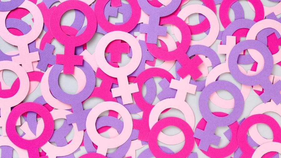Símbolo do feminino também representa o feminismo - iStock