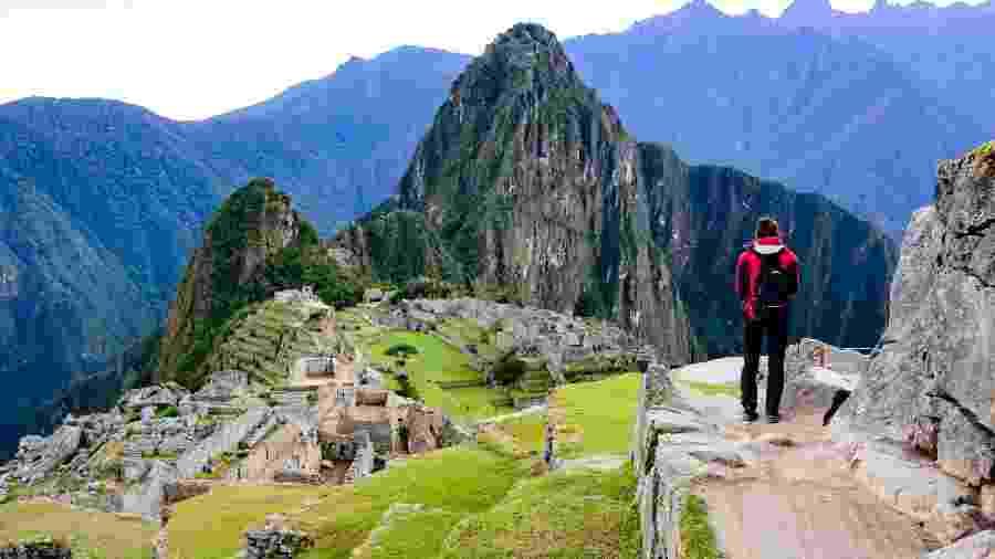 Machu Picchu, no Peru - iStock