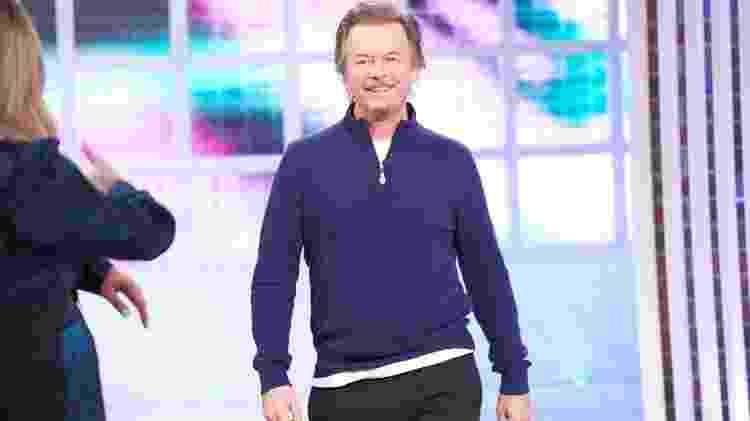 David Spade participa do 'The Kelly Clarkson Show', em fevereiro de 2020 - Adam Christopher/NBCU Photo Bank via Getty Images