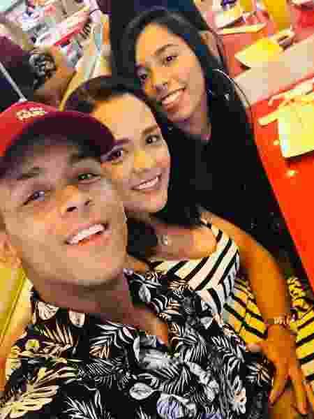 Pedro Henrique foi imobilizado e morto por um segurança de um supermercado no Rio de Janeiro - Arquivo pessoal