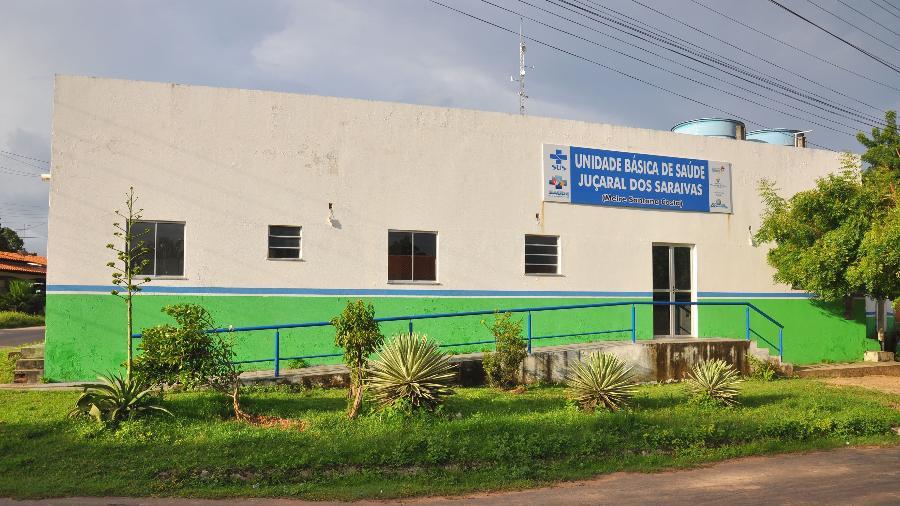 Unidade Básica de Saúde na cidade de Vitorino Freire (MA) - Antonio Cicero/Photo Press/Folhapress