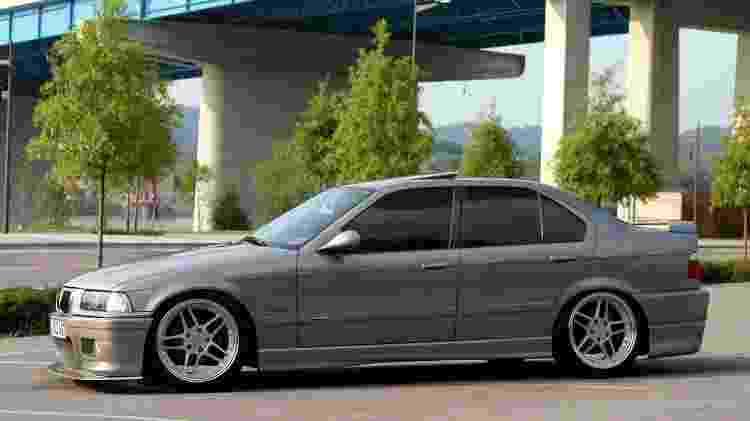 BMW 325i 1992 - Divulgação - Divulgação