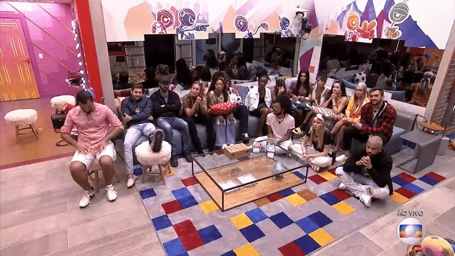 Sala do BBB 21 - Reprodução/TV Globo
