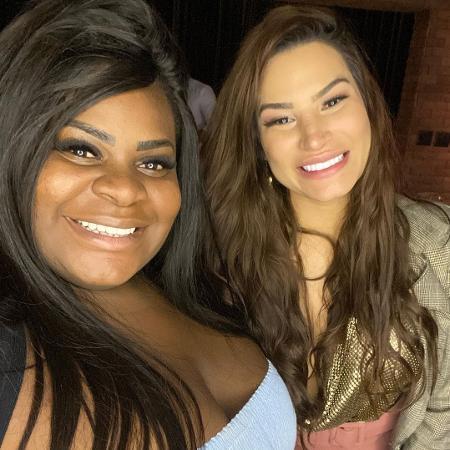 Jojo Todynho e Raissa Barbosa se reencontram - Reprodução Instagram