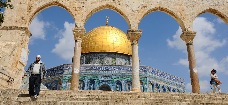 Esplanada das Mesquitas - Getty Images