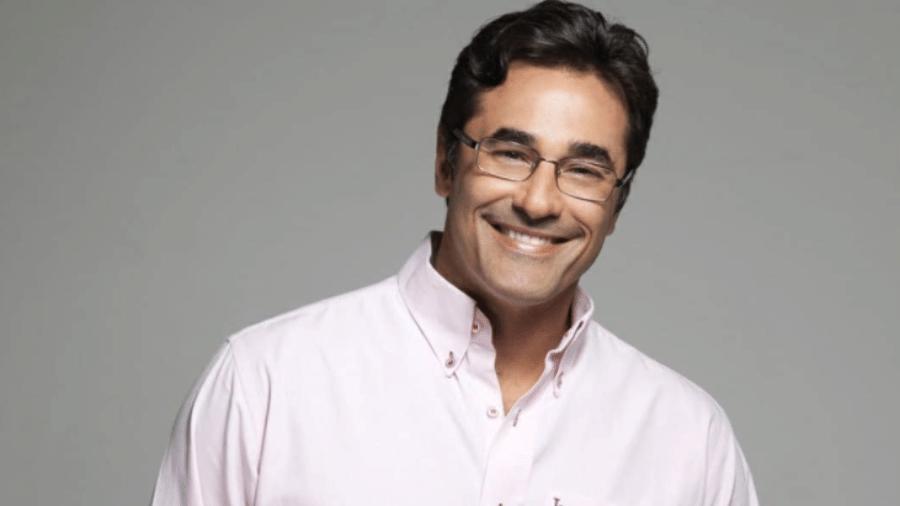 O ator Luciano Szafir - Divulgação / Instagram