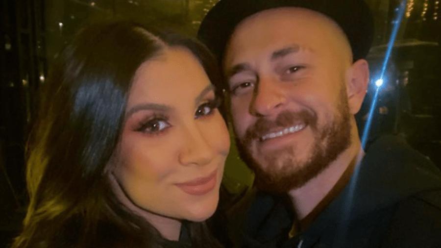 Fred compartilha primeira saída com Bianca após nascimento de Cris - Reprodução/Instagram