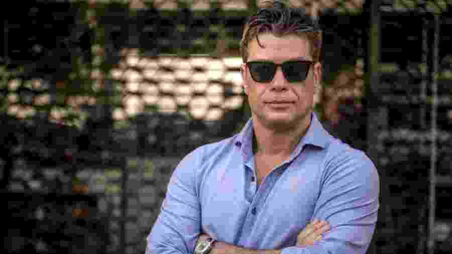 Fábio Assunção, ator da Globo, detido nesta madrugada no interior do Pernambuco - Divulgação/TV Globo