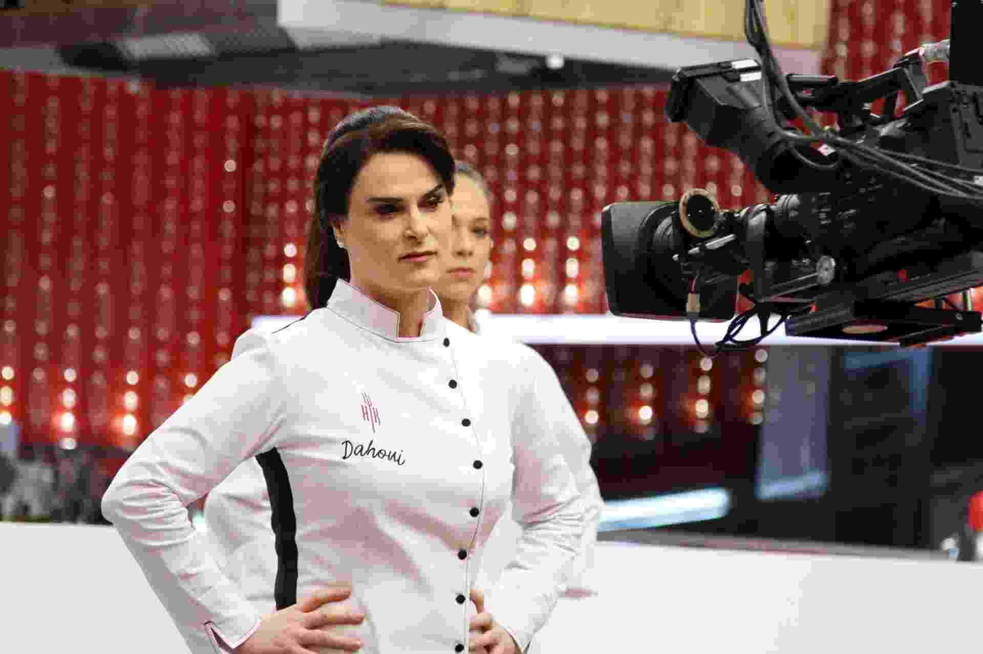 """Chef Danielle Dahoui assume o comando da versão brasileira do """"Hell's Kitchen - Cozinha Sob Pressão"""" - Gabriel Gabe/SBT"""